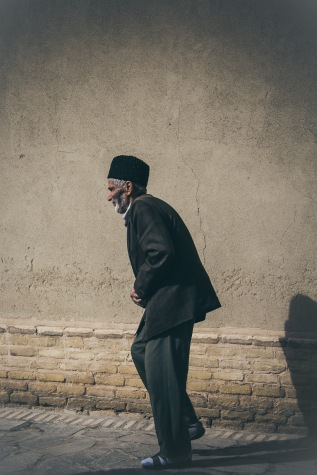 Nach dem Moscheebesuch